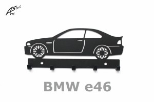 BMW e46 Art-Steel