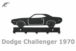 Dodge Challenger 1970 Art-Steel