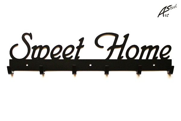 Sweet Home Art-Steel