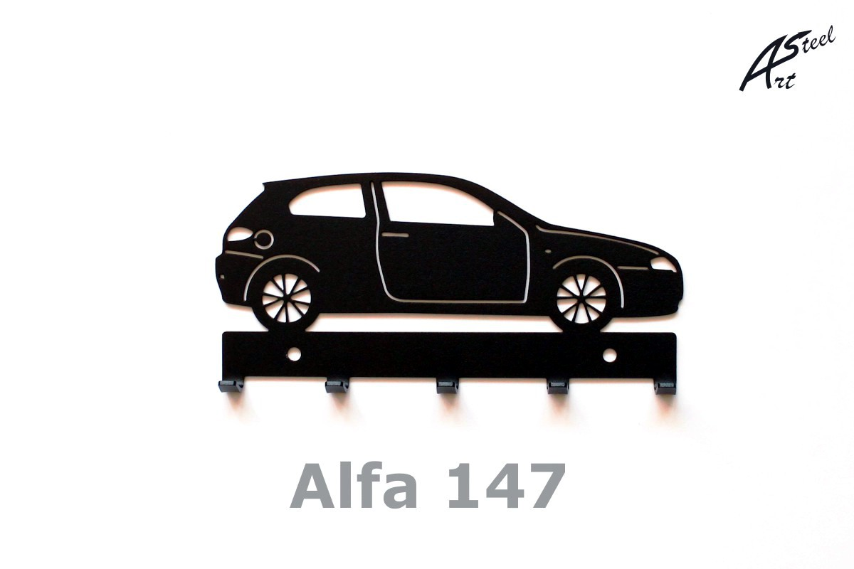 Alfa Romeo 147 Art-Steel