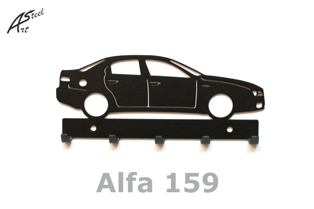 Alfa Romeo 159 Art-Steel
