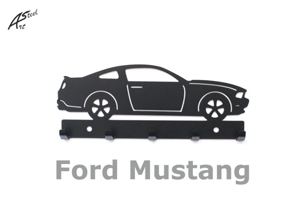 Ford Mustang Art-Steel