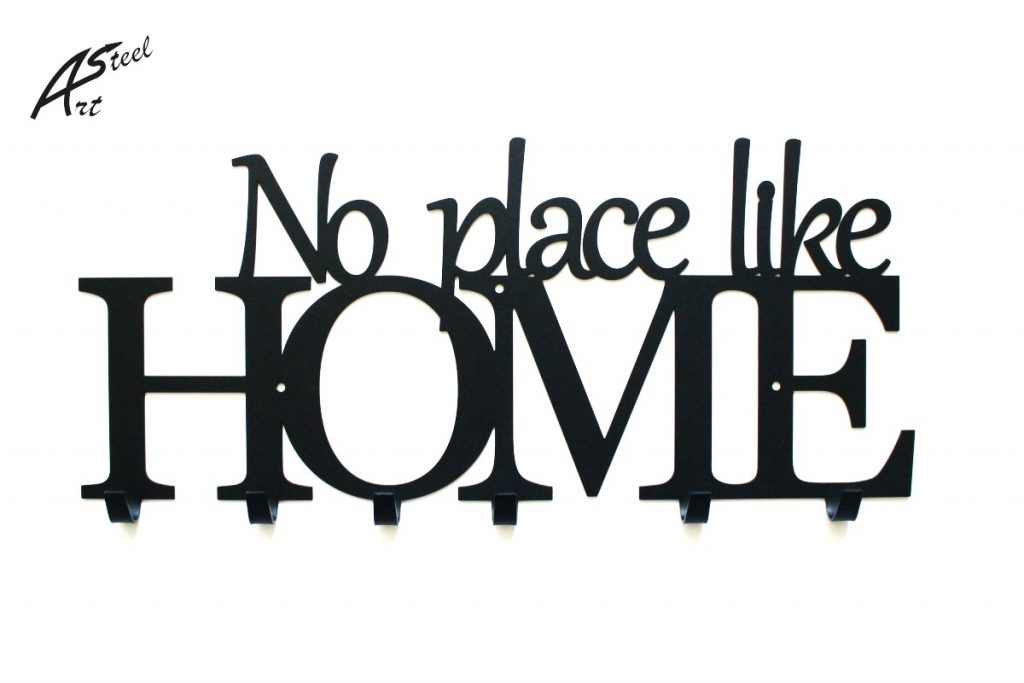 No place like home Art-Steel