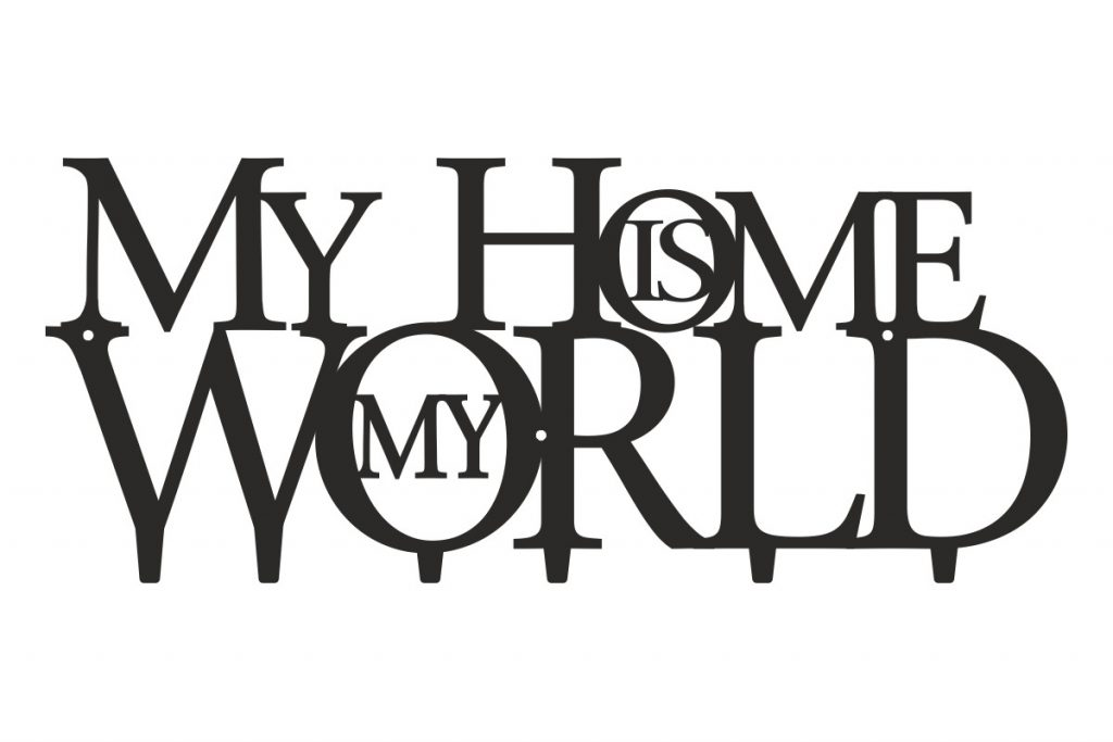 My Home is My World