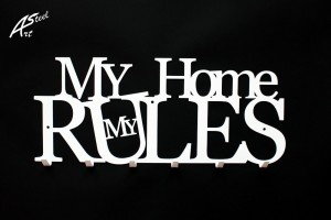 My Home My Rules Bialy