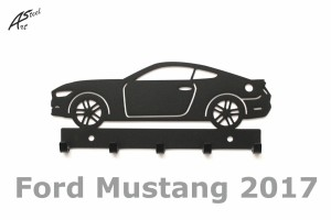 Ford Mustang 2017 Art-Steel